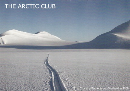 Arctic Club Menu 2016