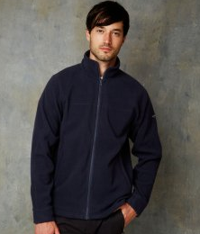 Mens long fleece